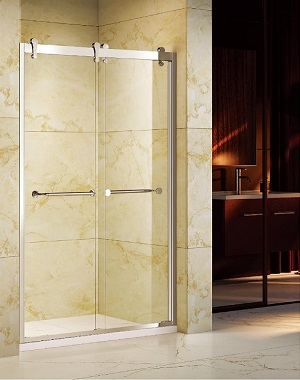 Glass Shower Silent Roller Series